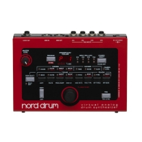 Nord NORDDRUM Virtual Analog Drum Synthesizer