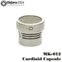 Oktava Single Cardioid Capsule (Silver)