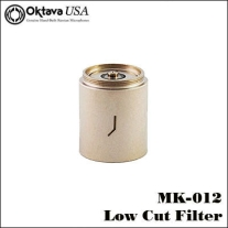 Oktava MK-012 Low Cut Filter in Silver