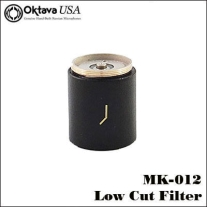 Oktava MK-012 Low Cut Filter in Black