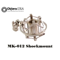 Oktava MK-012 Shock Mount in Silver