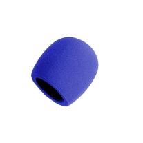 On Stage ASWS58BL Foam Ball Type Microphone Windscreen