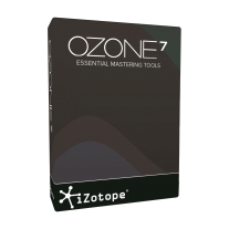 iZotope Ozone 7 Mastering System 7-Channel Audio Plug-In