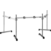 Pearl DR-305 CXT Drum Rack with Front Bar and Two Side Wings