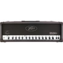 Peavey 6534 Plus 120W Tube Guitar Amplifier Head