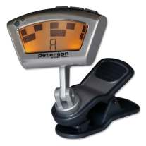 Peterson SC1 StroboClip Clip On Tuner