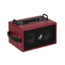 "Phil Jones BG75R 2x4"" 75-Watt Bass Combo Red"