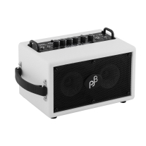 "Phil Jones BG75W 2x4"" 75-Watt Bass Combo White"