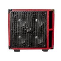 Phil Jones C4 Compact 4x5 Bass Cabinet - Red