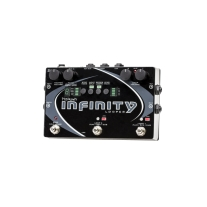 Pigtronix SPL Infinity Looper Guitar Effects Pedal