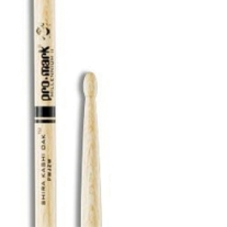 Promark PWJZW Jazz Oak Wood Tip Drumsticks