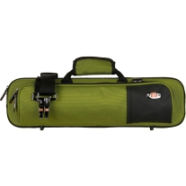 Protec Slimline Flute PRO PAC Case in Green Tea