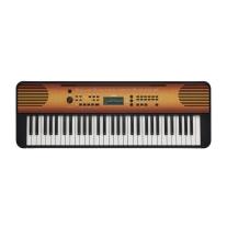 Yamaha PSR-E360 Portable Keyboard - Maple