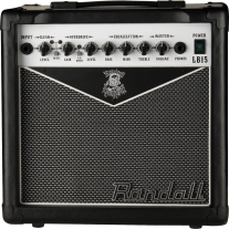 Randall LB-15 George Lynch Signature Guitar Combo Amplifier