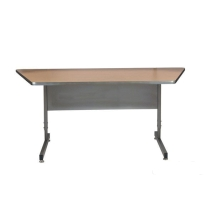 Raxxess ACD42-56 Angled Center Desk for Config-U-Raxx (Maple)