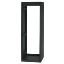 Raxxess KAR-18-22 18-Space Rack Case in Ebony