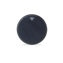 "Remo BA0812ES 12"" Black Suede Ambassador Drum Head"