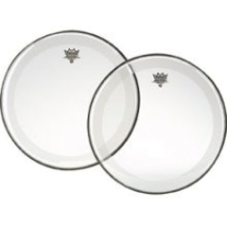 Remo Powerstroke 4 Clear 2-Ply 14 Drumhead