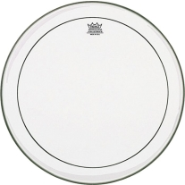 "Remo PS-0318-00 18"" Clear Pinstripe Drum Head"