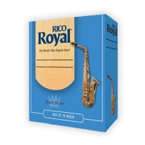Rico Royal Tenor Sax 10 Box #5 Strength