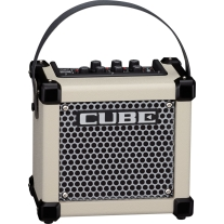 Roland MicroCubeGX Guitar Amplifier White