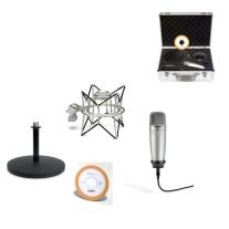Samson C01U Recording Podcasting Pak