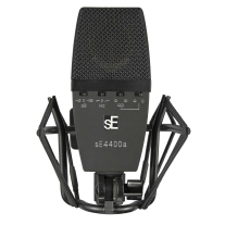 SE Electronics SE4400A Dual Diaphragm Condenser Microphone with 4 Polar Patterns