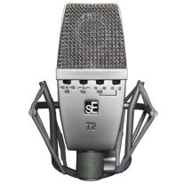 SE Electronics T2 Dual Titanium Diaphragm Condenser Microphone