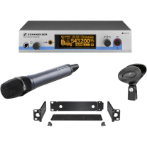 Sennheiser EW500935G3A Handheld Wireless System with E935