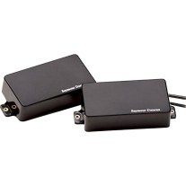 Seymour Duncan AHB-1s Original Blackouts Neck/Bridge Set Black Pickup