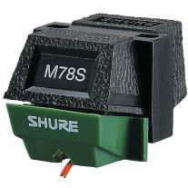 Shure M78S Wide Groove 78 RPM Cartridge