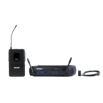 Shure PGXD14/85 Digital Wireles System with WL185 Lavalier Microphone