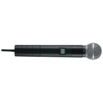 Shure U2 Beta58 Handheld Transmitter with Beta 58 Microphone