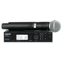 Shure ULXD24/SM58 Digital Wireless System