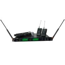Shure UR4D Dual-Channel Receiver