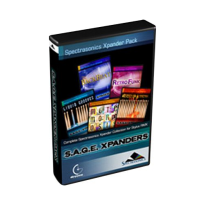 Spectrasonics Sage Expander for Stylus - 5 Disk Set
