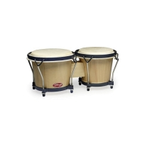 Stagg BW70N Bongos in Natural Finish