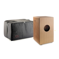 Stagg CAJ50 Basswood Cajon with Carry Bag