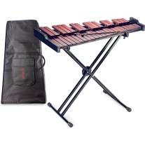 Stagg XYLOSET 37-Note Xylophone Set with Stand and Bag