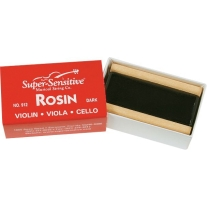Super Sensitive SS912 Original Dark Rosin for Violin Viola & Cello