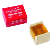 Super Sensitive SS913 Mini Light Rosin for Violin, Viola & Cello