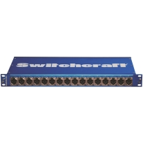 Switchcraft PT16FX2DB25 Rack Mounted Pass Through