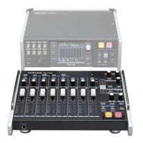 Tascam RC-F82 Communication / Control Surface for HS-P82
