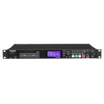 Tascam SS-R200 Single Rackspace Solid State Recorder