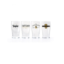 Taylor Pub Glasses ( Set of 4 )