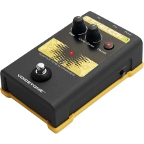 TC Helicon VoiceTone Single T1 Adaptive Tone & Dynamics Pedal