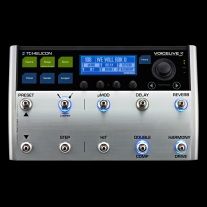 Tc Helicon Voicelive Voice Live 3 Vocal Effects Processor