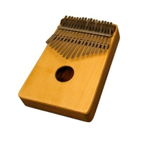 Mid East DOBANI 17-Key Large Kalimba (Thumb Piano) with Spruce Top