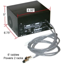 Tonelux 2 Rack Power Supply