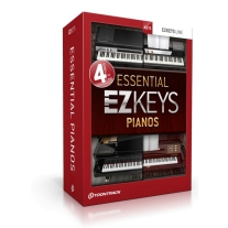 Toontrack TT034SN EZkeys Essential Pianos